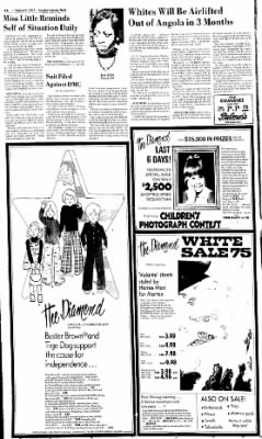 Sunday Gazette-Mail from Charleston, West Virginia on August 3, 1975 · Page 4