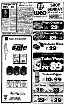 Sunday Gazette-Mail from Charleston, West Virginia on August 20, 1972 · Page 30