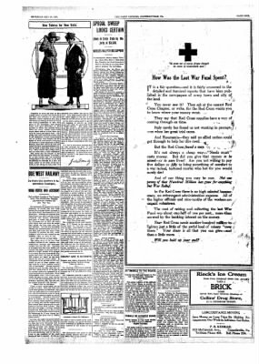 The Daily Courier from Connellsville, Pennsylvania on May 16, 1918 · Page 9