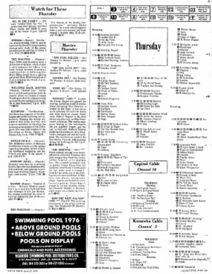 Sunday Gazette-Mail from Charleston, West Virginia on June 27, 1976 · Page 92