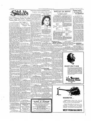 The Daily Courier from Connellsville, Pennsylvania on February 22, 1939 · Page 2