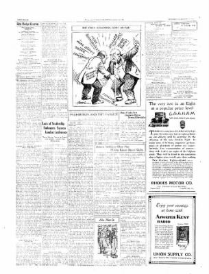The Daily Courier from Connellsville, Pennsylvania on March 5, 1930 · Page 4