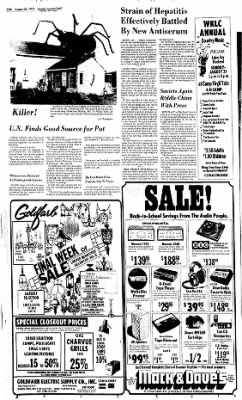 Sunday Gazette-Mail from Charleston, West Virginia on August 24, 1975 · Page 62