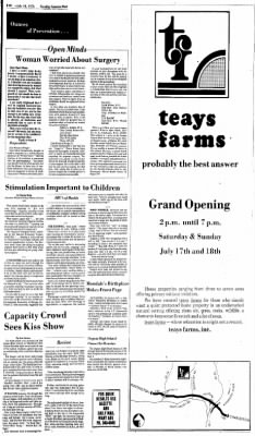 Sunday Gazette-Mail from Charleston, West Virginia on July 18, 1976 · Page 38