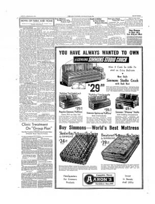 The Daily Courier from Connellsville, Pennsylvania on March 24, 1939 · Page 3