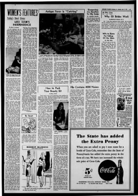 Harrisburg Telegraph from Harrisburg, Pennsylvania on June 21, 1947 · Page 5