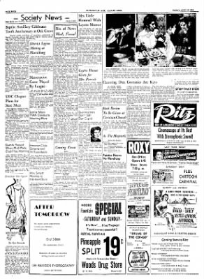 The Courier News from Blytheville, Arkansas on April 15, 1955 · Page 4