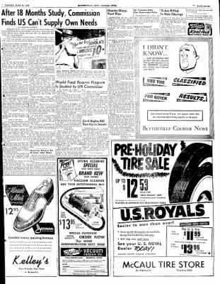 The Courier News from Blytheville, Arkansas on June 23, 1952 · Page 4