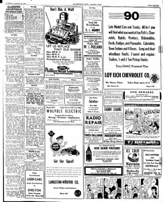 The Courier News from Blytheville, Arkansas on August 26, 1947 · Page 11