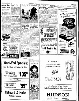 The Courier News from Blytheville, Arkansas on February 27, 1948 · Page 3