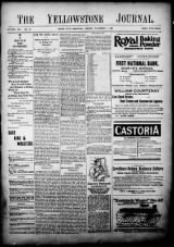 The Yellowstone Journal