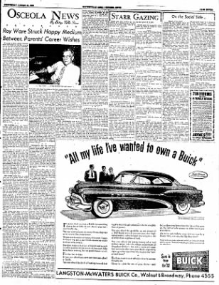 The Courier News from Blytheville, Arkansas on August 20, 1952 · Page 4