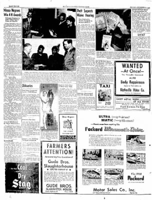 The Courier News from Blytheville, Arkansas on December 5, 1949 · Page 12