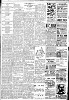 Logansport Pharos-Tribune from Logansport, Indiana on April 12, 1891 · Page 6