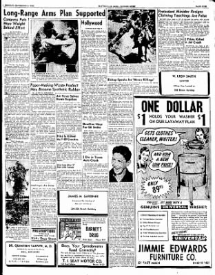 The Courier News from Blytheville, Arkansas on September 4, 1950 · Page 3