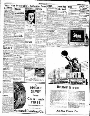The Courier News from Blytheville, Arkansas on October 9, 1950 · Page 14