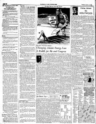 The Courier News from Blytheville, Arkansas on November 24, 1952 · Page 6