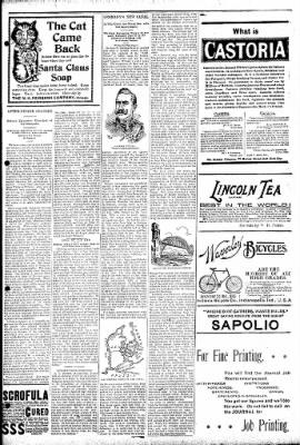 Logansport Pharos-Tribune from Logansport, Indiana on April 5, 1895 · Page 6