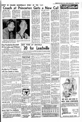 The Courier News from Blytheville, Arkansas on January 21, 1967 · Page 4