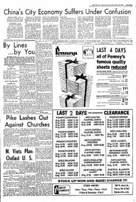 The Courier News from Blytheville, Arkansas on January 26, 1967 · Page 2