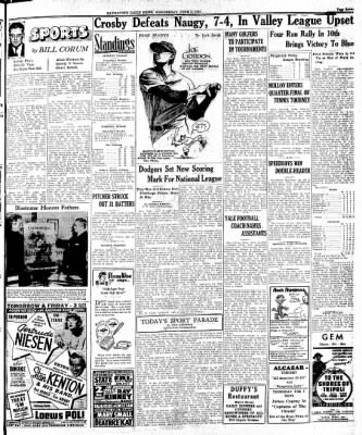 Naugatuck Daily News from Naugatuck, Connecticut on June 3, 1942 · Page 3
