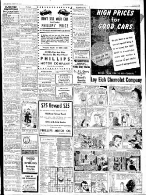 The Courier News from Blytheville, Arkansas on March 3, 1945 · Page 5