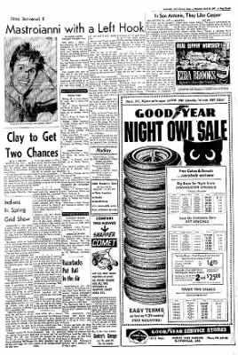 The Courier News from Blytheville, Arkansas on April 27, 1967 · Page 10