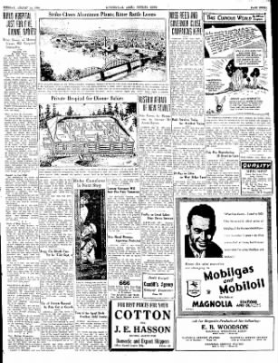 The Courier News from Blytheville, Arkansas on August 14, 1934 · Page 3