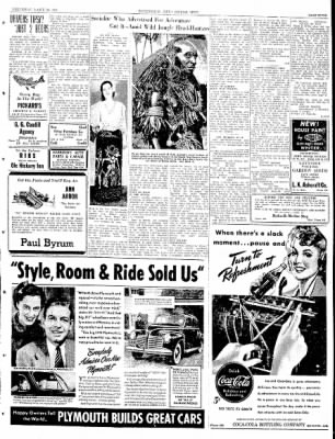 The Courier News from Blytheville, Arkansas on March 26, 1941 · Page 7