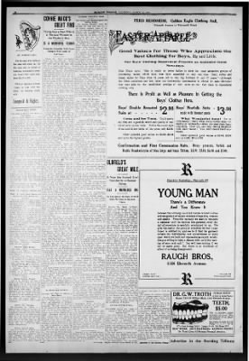 Altoona Tribune from Altoona, Pennsylvania on March 17, 1910 · Page 10