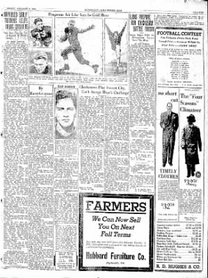 The Courier News from Blytheville, Arkansas on November 9, 1936 · Page 5