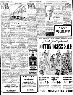 The Courier News from Blytheville, Arkansas on December 27, 1939 · Page 3