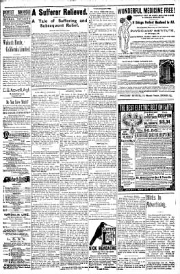 Logansport Pharos-Tribune from Logansport, Indiana on January 15, 1898 · Page 23