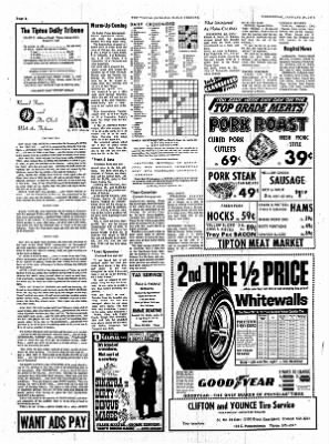 The Tipton Daily Tribune from Tipton, Indiana on January 20, 1971 · Page 8