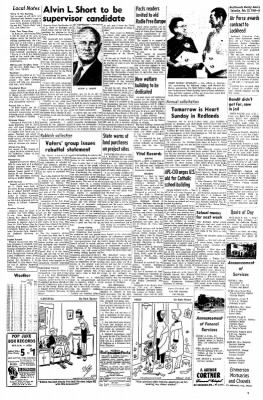 Redlands Daily Facts from Redlands, California on February 22, 1964 · Page 5