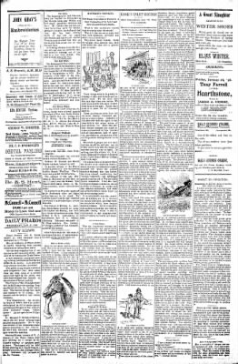 Logansport Pharos-Tribune from Logansport, Indiana on January 26, 1898 · Page 21