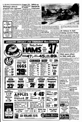 Redlands Daily Facts from Redlands, California on March 11, 1964 · Page 6
