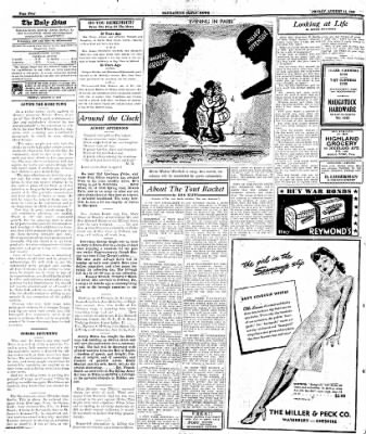 Naugatuck Daily News from Naugatuck, Connecticut on August 11, 1944 · Page 4
