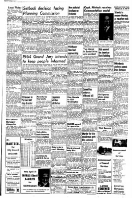 Redlands Daily Facts from Redlands, California on April 11, 1964 · Page 9