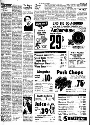 Hope Star from Hope, Arkansas on April 15, 1968 · Page 10
