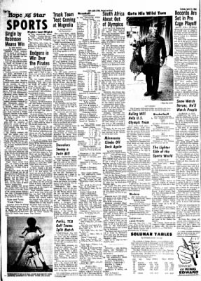 Hope Star from Hope, Arkansas on April 23, 1968 · Page 3