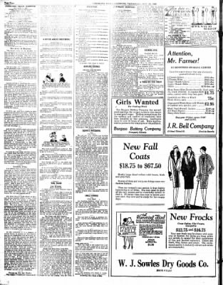 Sterling Standard from Sterling, Illinois on October 18, 1928 · Page 4