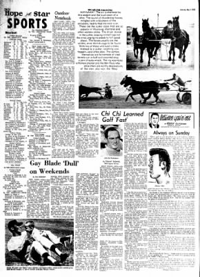 Hope Star from Hope, Arkansas on May 4, 1968 · Page 5