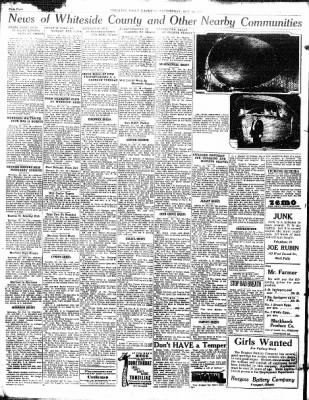 Sterling Standard from Sterling, Illinois on October 24, 1928 · Page 8