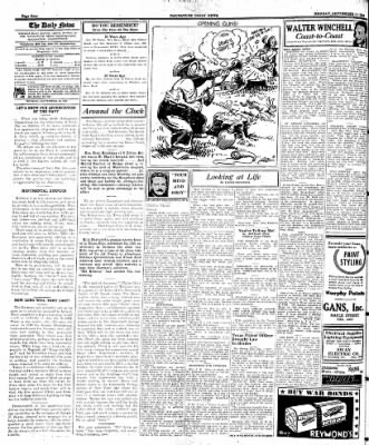Naugatuck Daily News from Naugatuck, Connecticut on September 11, 1944 · Page 4