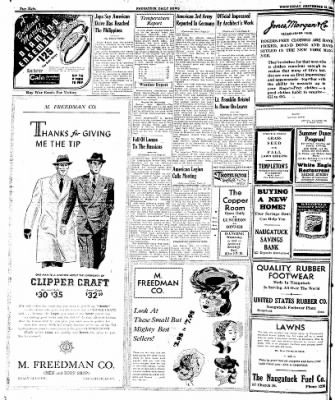 Naugatuck Daily News from Naugatuck, Connecticut on September 13, 1944 · Page 8