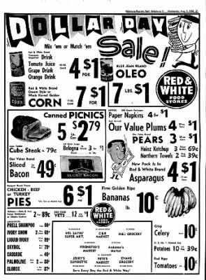 Galesburg Register-Mail from Galesburg, Illinois on August 7, 1963 · Page 21