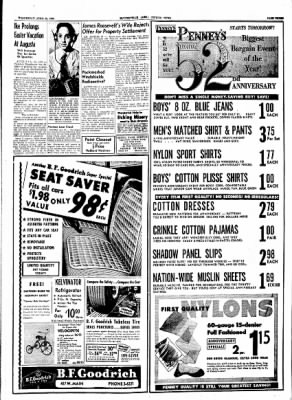 The Courier News from Blytheville, Arkansas on April 21, 1954 · Page 3