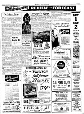 The Courier News from Blytheville, Arkansas on December 17, 1954 · Page 11