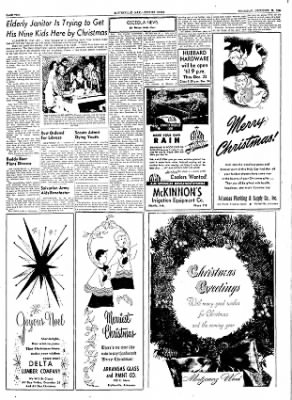 The Courier News from Blytheville, Arkansas on December 23, 1954 · Page 2